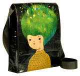 Grow Your Imagination Messenger Bag Taschen mit speziellen Motiven