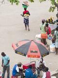 Street Scenes in Luanda, Angola, Africa Photographic Print by Mick Baines & Maren Reichelt