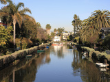 Venice Canals, Venice Beach, Los Angeles, California, United States of America, North America Photographic Print by Wendy Connett