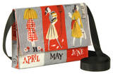 Calendar Girl Crossbody Bag Specialty Bags
