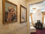 Marilyn Monroe's Room at Edith Palmer's Country Inn, Built in 1863, Virginia City, Nevada, USA Photographic Print by Michael DeFreitas