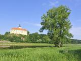 Castle Hirschstein, Saxony, Germany Photographic Print by Michael Runkel