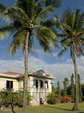 Montiola Sanson Heritage House, Iloilo, Philippines, Southeast Asia, Asia Photographic Print by Luca Tettoni