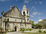 Church of San Joaquin by Fr T. Santaren, Commemorating Battle of Tetuan, Philippines Photographic Print by Luca Tettoni