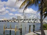Miami Skyline, Florida, United States of America, North America Photographic Print by Richard Cummins