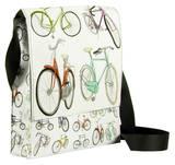 Bicycles Messenger Bag Taschen mit speziellen Motiven