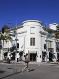 Rodeo Drive, Beverly Hills, Los Angeles, California, Usa Photographic Print by Wendy Connett