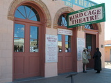 Birdcage Theatre, Tombstone, Arizona, United States of America, North America Photographic Print by Robert Harding Productions 