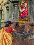 Arunachaleswar Temple, Tiruvannamalai, Tamil Nadu, India, Asia Photographic Print by  Tuul