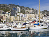 Port De Monaco, Monte Carlo City, Monaco, Mediterranean, Europe Photographic Print by Richard Cummins