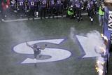 NFL Playoffs 2013: Colts vs Ravens - Ray Lewis Posters av Patrick Semansky