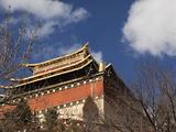 Guishan Gongyuan Temple, Shangri-La (Zhongdian), Yunnan, China, Asia Photographic Print by Lynn Gail