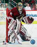 Mike Smith 2012-13 Action Photo
