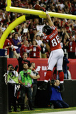 NFL Playoffs 2013: Falcons vs 49ers - Tony Gonzalez Photographic Print by David Goldman