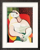The Dream Art by Pablo Picasso