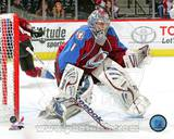 Semyon Varlamov 2012-13 Action Photo