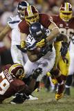 NFL Playoffs 2013: Seahawks vs Redskins - Marshawn Lynch Plakater av Matt Slocum
