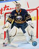 Ryan Miller 2012-13 Action Photo