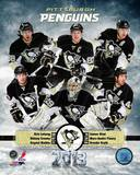 Pittsburgh Penguins 2012-13 Team Composite Foto