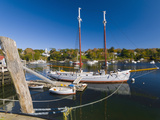 Rockport, Maine, New England, United States of America, North America Photographic Print by Alan Copson