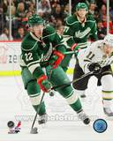 Cal Clutterbuck 2012-13 Action Photo