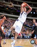 Dirk Nowitzki 2012-13 Action Photo