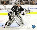 Jonathan Quick 2012-13 Action Photo