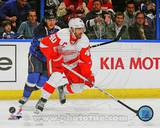 Henrik Zetterberg 2012-13 Action Photographie