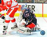 Sergei Bobrovsky 2012-13 Action Photo