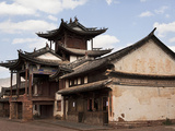 Sideng Theatre, Shaxi Old Town, Shaxi, Yunnan, China, Asia Photographic Print by Lynn Gail