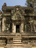 Thommanom, Angkor Archaeological Park, UNESCO World Heritage Site, Siem Reap, Cambodia, Indochina Photographic Print by Richard Maschmeyer