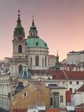 St. Nicholas Church, Prague, Czech Republic, Europe Photographic Print by Gavin Hellier
