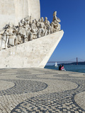 Monument to the Discoveries, Belem, Lisbon, Portugal, Europe Photographic Print by Stuart Black