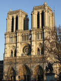 Notre-Dame de Paris Cathedral, Paris, France, Europe Photographic Print by  Godong