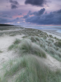A Moody Spring Evening at Holkham Bay, Norfolk Photographic Print by Jon Gibbs