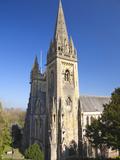 Llandaff Cathedral, Llandaff, Cardiff, Wales, United Kingdom, Europe Photographic Print by Billy Stock