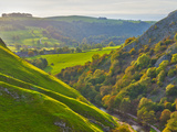 Dovedale, Peak District National Park, Derbyshire, England Photographic Print by Alan Copson