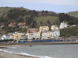 Seaside, Llandudno, Conwy County, North Wales, Wales, United Kingdom, Europe Photographic Print by Wendy Connett