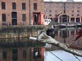 Albert Dock, UNESCO World Heritage Site, Liverpool, Merseyside, England, United Kingdom, Europe Photographic Print by Wendy Connett
