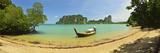 Railay East Bay, Rai Leh (Railay), Andaman Coast, Krabi Province, Thailand, Southeast Asia, Asia Photographic Print by Jochen Schlenker