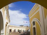 Castillo San Felipe del Morro, Old City of San Juan, Puerto Rico Island, West Indies, USA Photographic Print by Richard Cummins
