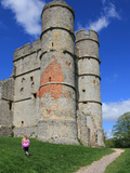 Donnington Castle, Newbury, Berkshire, England, United Kingdon, Europe Photographic Print by Rolf Richardson