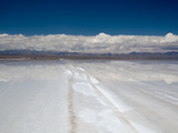 Salar Uyuni Salt Flats, Eduardo Avaroa National Park, Bolivia, South America Photographic Print by Phil Clarke-Hill