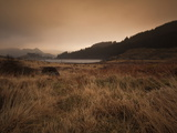 Looking over Llynnau Mymbyr Lake on a Stormy Day, Snowdonia, Wales, United Kingdom, Europe Photographic Print by Ian Egner