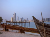 Abu Dhabi, United Arab Emirates, Middle East Photographie par Angelo Cavalli