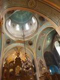 Mural, Pechersk Lavra Monastery, Kiev, Ukraine, Europe Photographic Print by Graham Lawrence