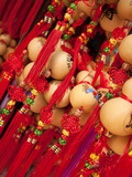Close-Up of Chinese Decorations, Kunming City, Yunnan, China, Asia Photographic Print by Lynn Gail