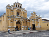 Iglesia San Pedro (Church of Saint Peter), Antigua, UNESCO World Heritage Site, Guatemala Photographic Print by Michael DeFreitas