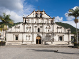 Cathedral in San Juan La Laguna, Guatemala, Central America Photographic Print by Michael DeFreitas