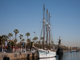 Port Vell, Barcelona, Catalonia, Spain, Europe Photographic Print by Adina Tovy